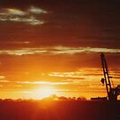 Laverton Sunrise 2 by Jayson Gaskell