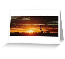 Laverton Sunrise 2 Greeting Card