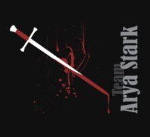 Team Arya Stark by TheBatchild