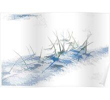 Interpretations of Snow - I Poster