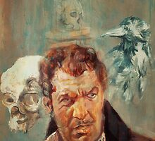 VINCENT PRICE: TALES FROM THE DARKNESS #3 by Graham Hill