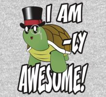 I Am Turtle-Ly Awesome! One Piece - Long Sleeve