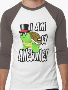 I Am Turtle-Ly Awesome! Men's Baseball ¾ T-Shirt