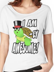 I Am Turtle-Ly Awesome! Women's Relaxed Fit T-Shirt