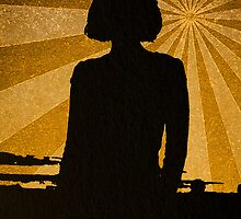 Silhouette gold by Errne
