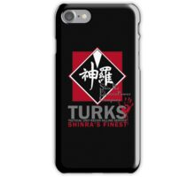 Turks (Final Fantasy VII - ShinRa's Finest) [Dark Version] iPhone Case/Skin