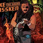 Jake The Snake Plissken by devildrexl