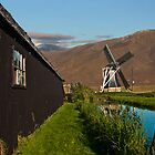 If North Holland had mountains... by pahas
