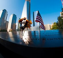 9/11 Memorial by Timothy Borkowski