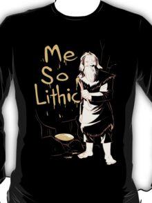 Me So Lithic - Dark T-Shirt