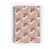 Kitten Butt Spiral Notebook