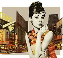 New York City Girl by lerson