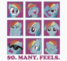 Rainbow Dash Feels by Spirit Blocks
