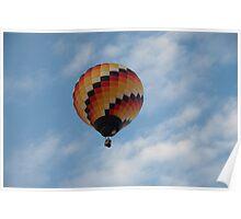 Balloon fiesta Poster