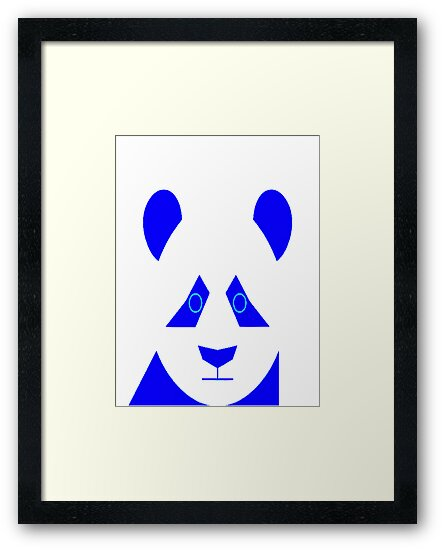 AnimalKingdom - Blue Panda by AnimalKingdom