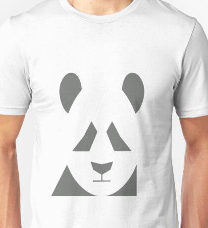 AnimalKingdom - Grey Panda Unisex T-Shirt