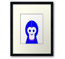 AnimalKingdom - Cheeky Monkey! Framed Print