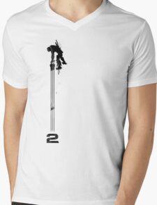 Zero G Mens V-Neck T-Shirt