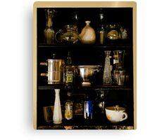 Kitchen Cabinet Canvas Print