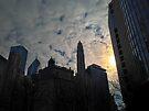 City Clouds by kalikristine