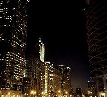 Chicago Illuminated by kalikristine