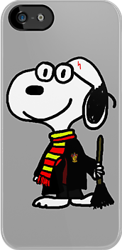Snoopy Potter by stevebluey