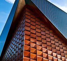 Knox Basketball Stadium by abocNathan
