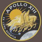 Apollo 13 Insignia - Collector's Edition Design by DarkVotum