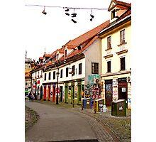 Ljubljana, Slovenia Photographic Print