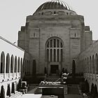 Canberra War Memorial by Matt Hill