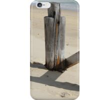 Last of the Tangalooma Whaling Pier iPhone Case/Skin