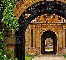 St John's College, Oxford  by Irina Chuckowree