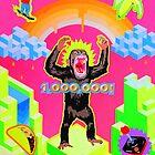 """""""Ape Escape"""" by XRAY1"""