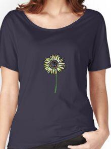Himawari - Zen Sunflower Women's Relaxed Fit T-Shirt