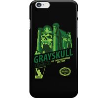 Game of Grayskull  iPhone Case/Skin