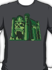 By the Pixel of Grayskull T-Shirt