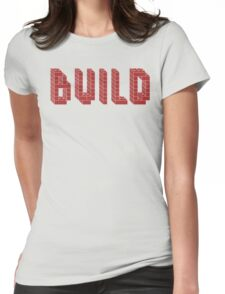 BUILD Womens Fitted T-Shirt