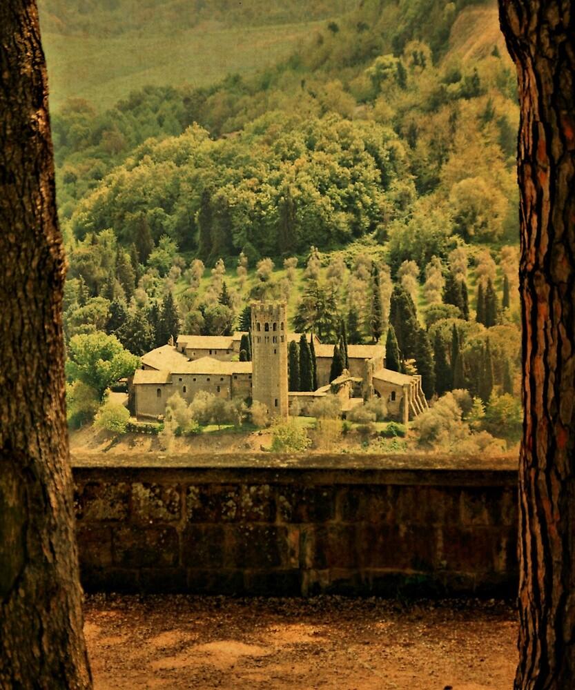 Magical Kingdom-Umbria, Italy by Deborah Downes