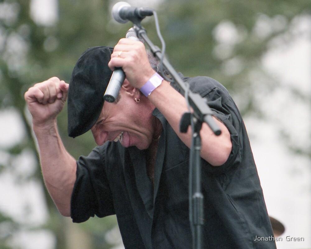 Brian Johnson AC/DC Rock N Roll ! by Jonathan  Green