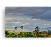 Above and Beyond at Byron Bay Canvas Print