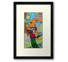 There is beauty in Knowing Framed Print