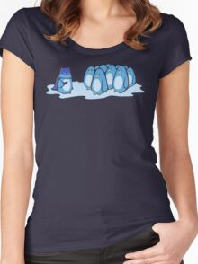 Crimefighter Women's Fitted Scoop T-Shirt