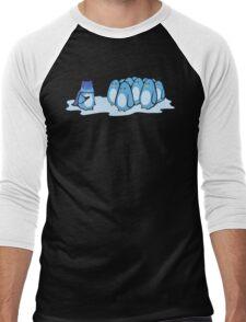 Crimefighter Men's Baseball ¾ T-Shirt
