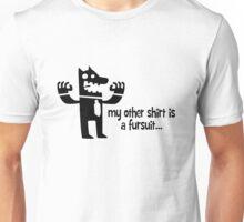 My other shirt is a fursuit Unisex T-Shirt