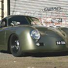 Porsche 356 Outlaw by tonyshaw