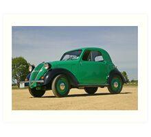 1937 Fiat Topolino 500A Art Print