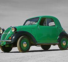 1937 Fiat Topolino 500A by tonyshaw