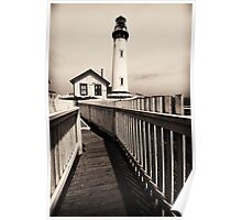 Pigeon Point Light-I Poster