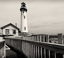 Pigeon Point Light-II by George Oze