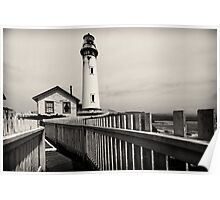 Pigeon Point Light-II Poster